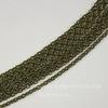Цепь (цвет - античная бронза) 3х2 мм, примерно 2 м