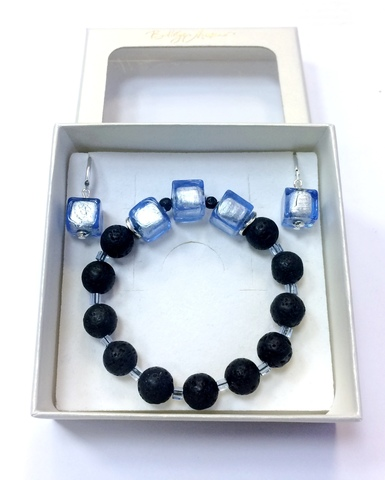 Комплект Flex Cubo светло-синий