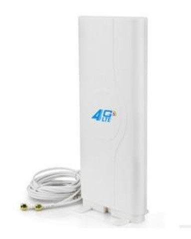 Антенна LP13M SMA настольная LTE MiMo (3G/4G) 2x13dBi