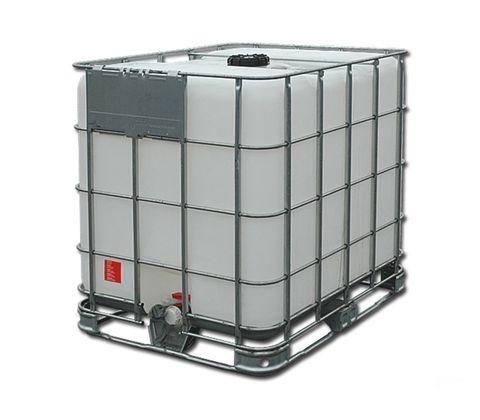 Еврокуб (кубовая емкость) 1000л в обрешетке б/у без крана (техническая)