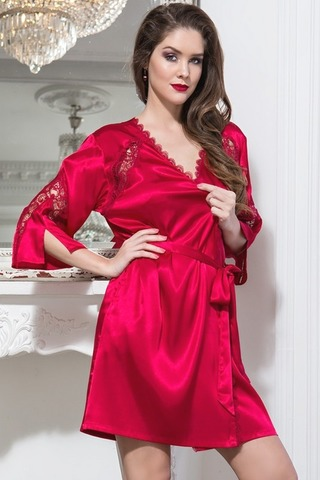 Халат Mirabella (BS) красный