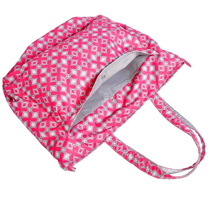 @Сумка Ju-Ju-Be Super Be Pink pinwheels