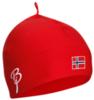 Лыжная шапка Bjorn Daehlie Polyknit Flag Hat (320153 35014) красная