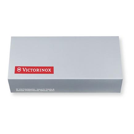 Нож-брелок Victorinox Classic Midnight MiniChamp, 58 мм, 17 функ, красный  (0.6386)