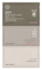 THE FACE SHOP Jeju Volcanic Lava 3-Step Blackhead Remover