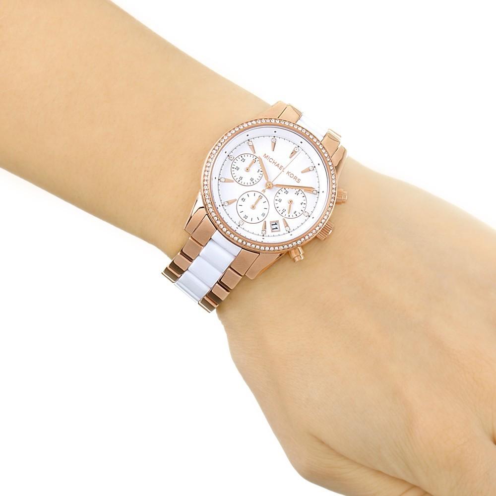 aec10385137b Женские часы Michael Kors MK6324- купить по цене 126700.0 в интернет ...