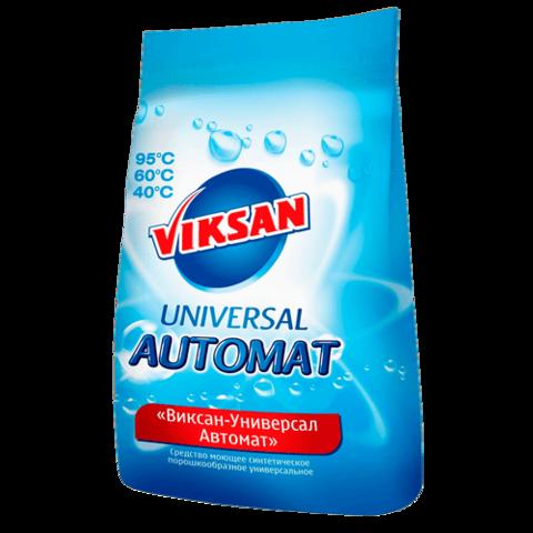 Aquasun Viksan Стиральный порошок Универсал Автомат 3 кг