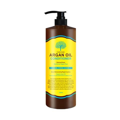 EVAS Char Char Кондиционер для волос АРГАНОВЫЙ Argan Oil Conditioner, 1500 мл