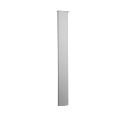 Ствол (пилястра) Европласт из полиуретана 4.22.302, интернет магазин Волео