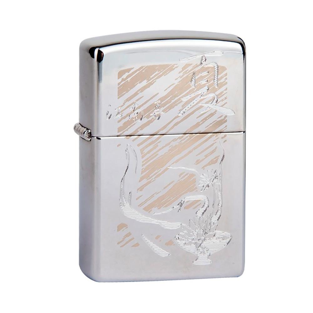 Зажигалка Zippo №250 Oriental design-2