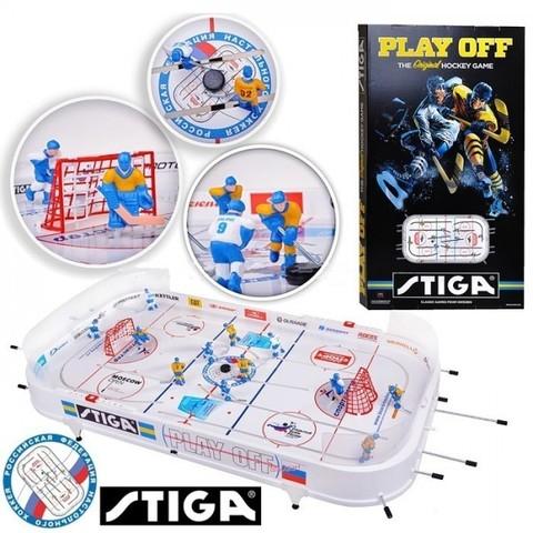 Stiga: Настольная игра Хоккей PLAY-OFF