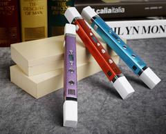 Заказ 3D ручки Myriwell Rp 100C + 100 м пластика + 10 м свет пластика + 10 м прозрач + трафареты