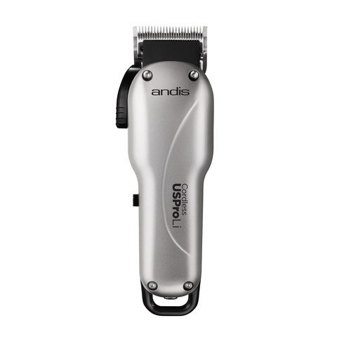 Аккумуляторно-сетевая машинка для стрижки волос Andis US Pro Li