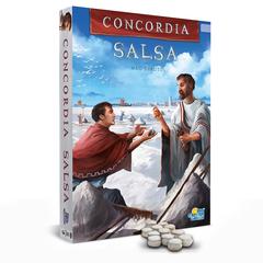 Набор реалистичных ресурсов для дополнения «Конкордия. Сальса»