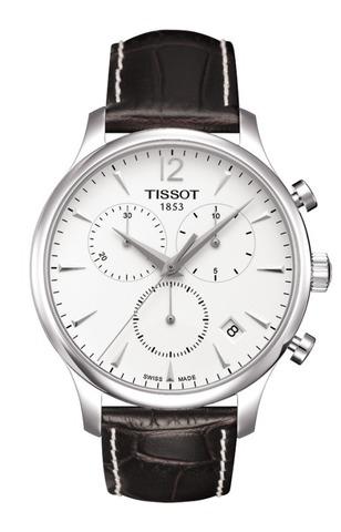 Купить Наручные часы Tissot T063.617.16.037.00 Tradition Chronograph по доступной цене