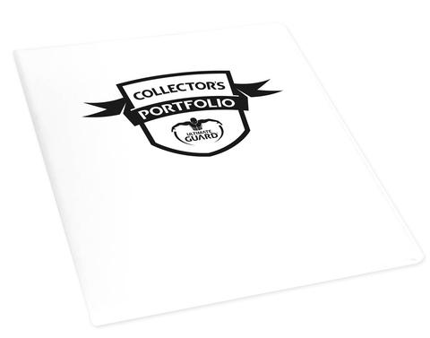 Ultimate Guard - Белый альбом на 80 карт (2х2)