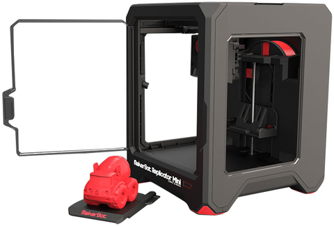 3D-принтер Makerbot Replicator Mini+