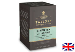 Чай зеленый TAYLORS с цветками жасмина, 20пак