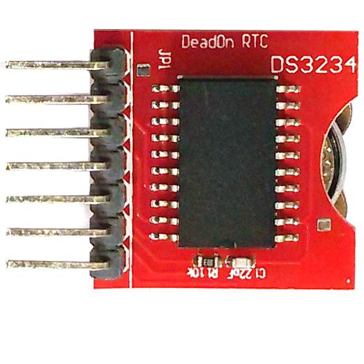 Модуль часов реального времени DS3234