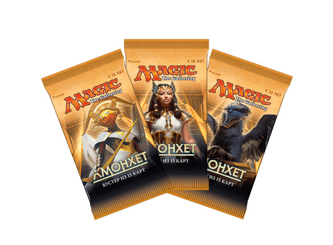 MTG: Amonkhet Booster RU