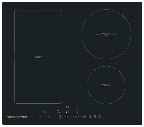 Индукционная варочная панель Zigmund & Shtain CI 34.6 B