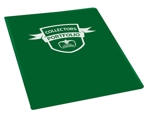 Ultimate Guard - Зеленый альбом на 80 карт (2х2)