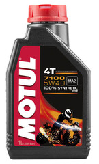 Моторное масло MOTUL 7100 4T SAE 5W40