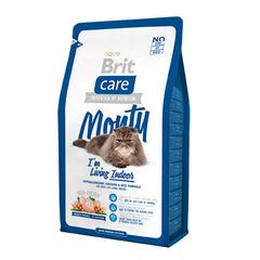 Brit Care Cat Monty Indoor для кошек, живущих в квартире