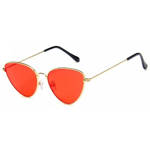 Солнцезащитные очки 180006s Коралловый - фото