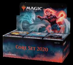 Дисплей бустеров выпуска «Core Set 2020» (английский)