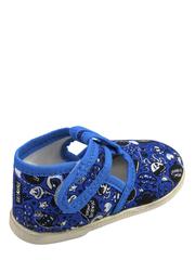 Тапочки домашки 5201252 - синий