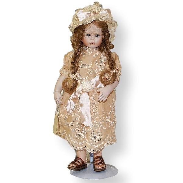 Статуэтки Кукла фарфоровая коллекционная Marigio Simonetta kukla-farforovaya-kollektsionnaya-marigio-simonetta-italiya.jpeg