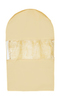 Чехол для одежды двойной  короткий 100х60х20, Minimalistic, Minimalistic sand