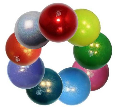 Мяч PASTORELLI New Generation GLITTER Hight Vision