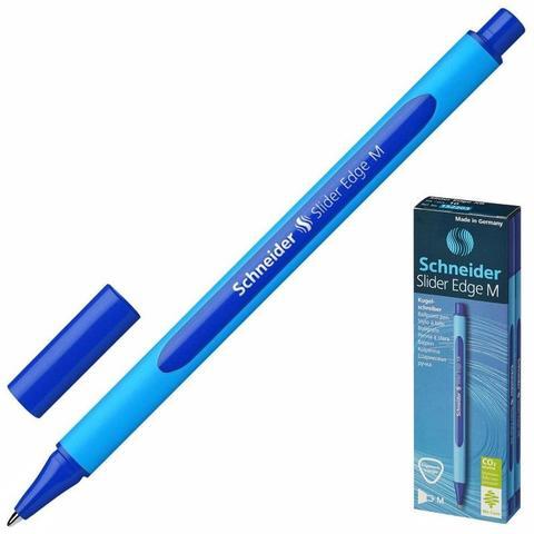 Ручка шариковая SCHNEIDER Slider Edge M синий, 0,5мм