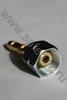 Штуцер GOK для шланга с резьбой 3/8 на шланг 6.3 мм