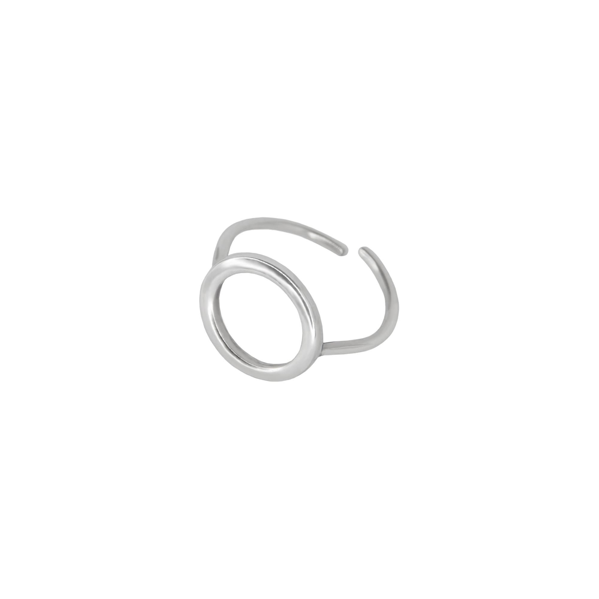 Samsara Ring, Sterling Silver
