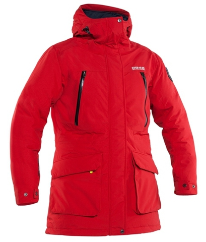 Парка 8848 Altitude CORTESY женская ATOMIC RED распродажа