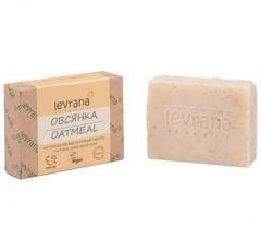 Натуральное мыло ручной работы Овсянка 100g, ТМ Levrana