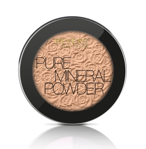 REVERS Пудра 9г MINERAL PURE №02 (*3)