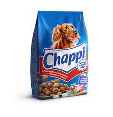 Chappi Говядина по-домашнему корм для собак всех пород