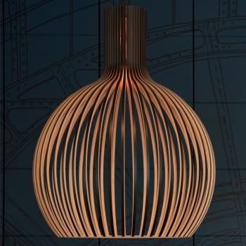 Uitzonderlijk replica of Octo 4240 lamp, white by Secto– buy in online shop &GU22