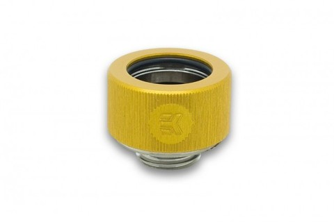 EK-HDC Fitting 16mm G1/4 - Gold