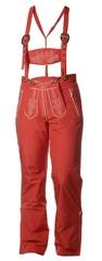 Женские горнолыжные брюки Lois Almrausch 121426-2670 красные