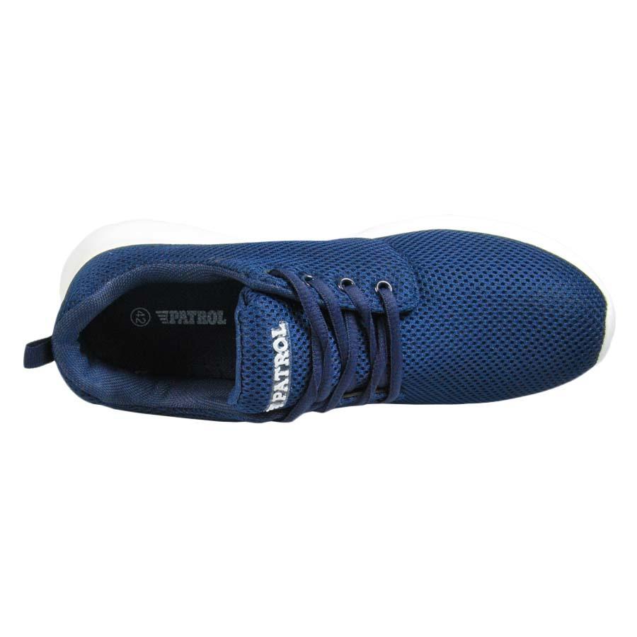 3af10379 Синие мужские кроссовки Patrol 467-750-8-42тсн сезон лето