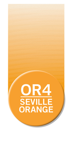 Маркер Chameleon Color Tones Севилья оранжевый OR4
