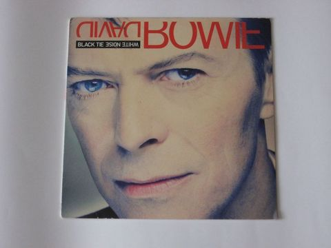 David Bowie / Black Tie White Noise (LP)