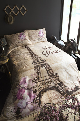 Постельное белье Issimo Home Paris евро