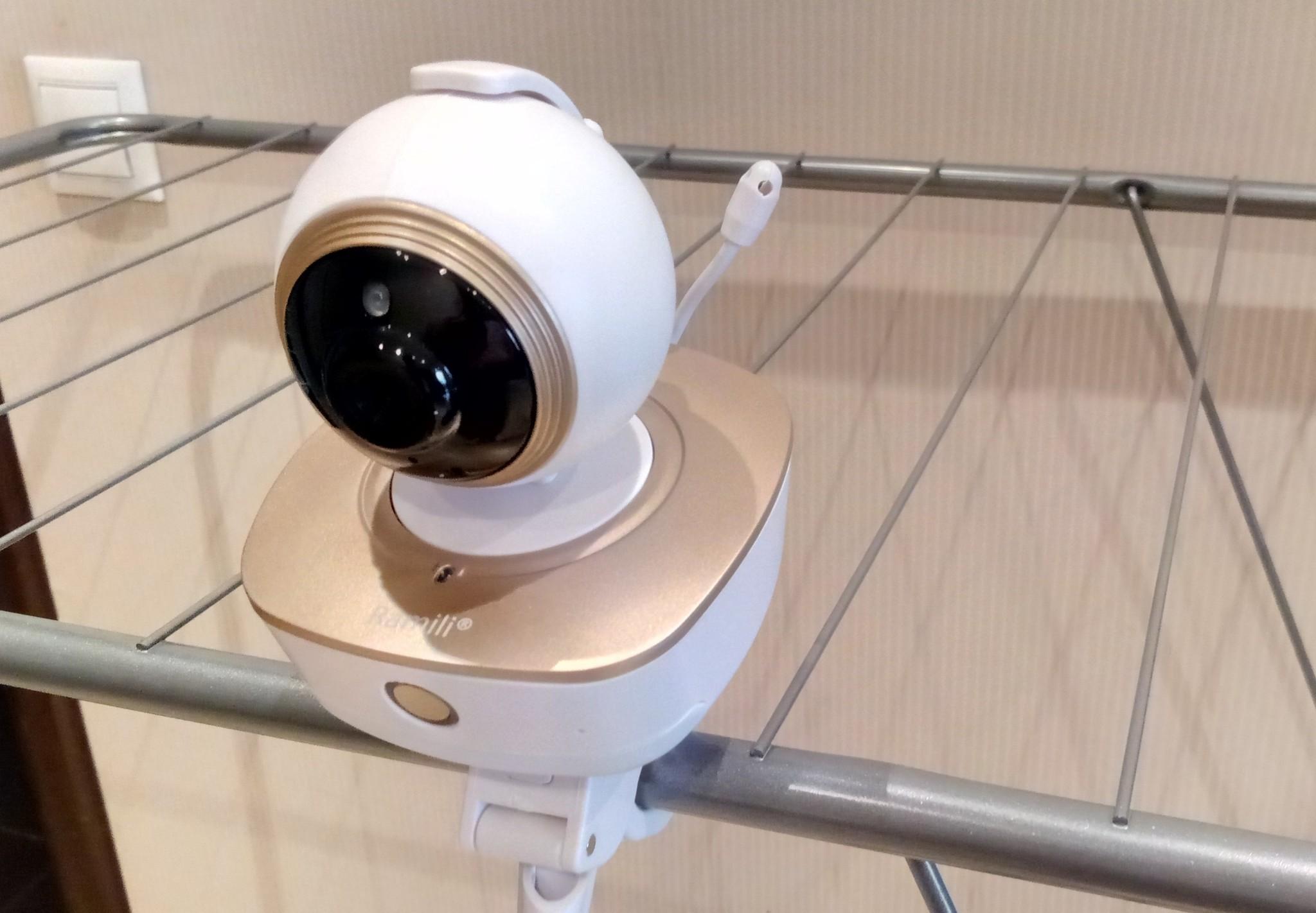 Крепление для камеры видеоняни Ramili Baby RV1300