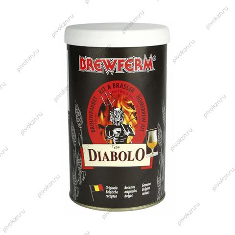 Солодовый экстракт Brewferm DIABOLO 1,5 кг